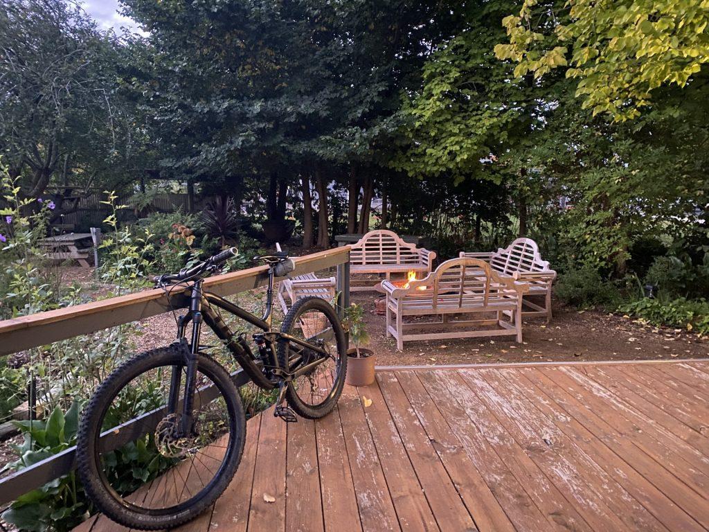 Forrest MTB Trails Bike Friendly Accommodation